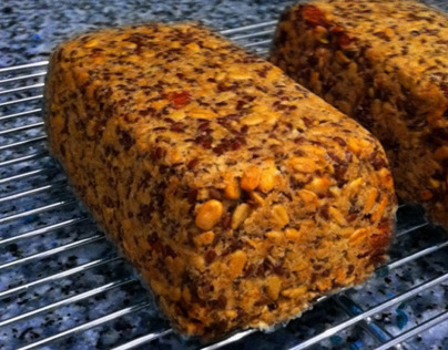 Zomick's Kosher Bread: Seeds Bread