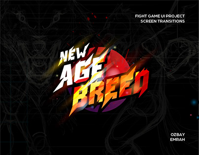 New Age Breed - Game UI Transitions