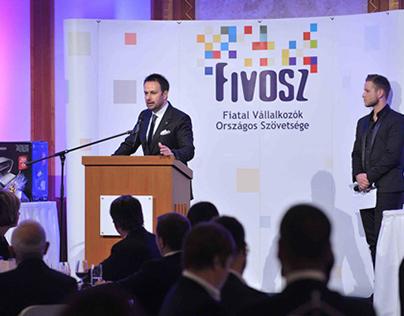 FIVOSZ // Corporate Identity // dopa.hu