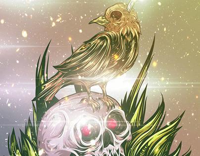 Dead Groundsel For My Bird