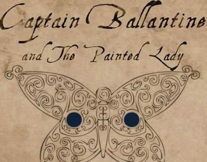 Captain Ballantine and The Painted Lady - Set Dec