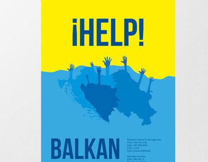 Balkan needs you