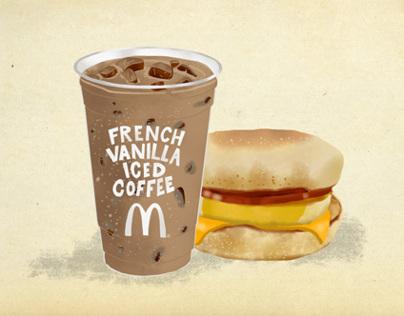 McCafé Iced Coffee