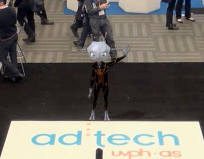 UVPH & Appshaker at AdTech SF