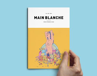 Main Blanche : Revue littéraire de l'UQAM