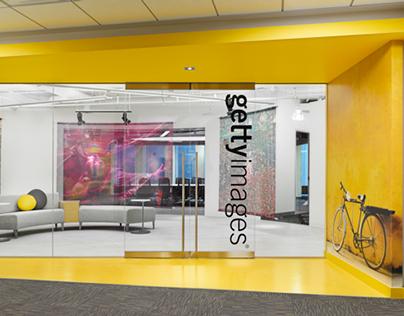 Getty Images, Chicago, IL Architect: Box Studios