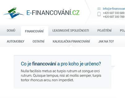 E-financovani.cz
