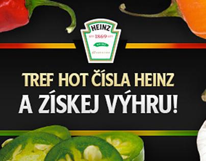 """Heinz – """"HOT"""" Facebook app"""