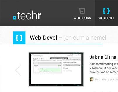 Techr.cz – Net/IT magazine