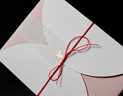 JW Marriott Nara invitations