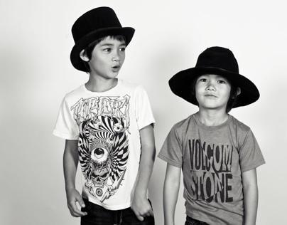 Portraits: Kids