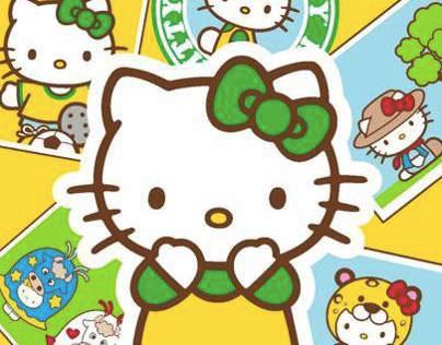 Sanrio's Hello Kitty Style Guides