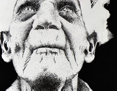 Illustration   Oldman