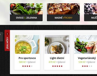 Orbisfood.cz – Website & ID