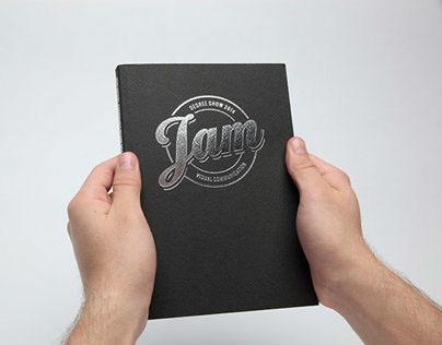 JAM 2014 - Catalogue Design