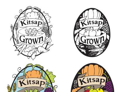 Kitsap Community Agricultural Alliance Logo