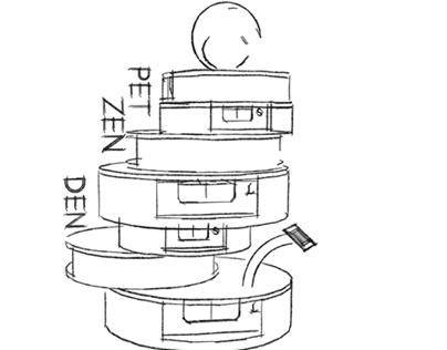 Pet Zen Den Fixture Concepts