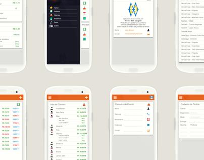 AppControl - Aplicativo para controle de vendas