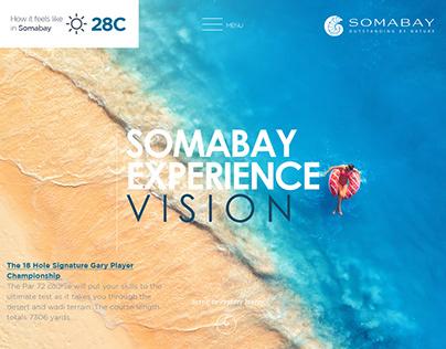 Somabay Website Design