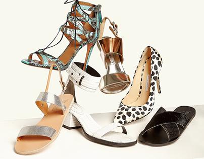 Flats vs Heel My-wardrobe.com