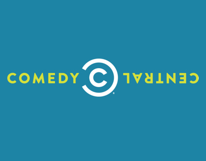 Comedy Central Italy & Spain Rebrand