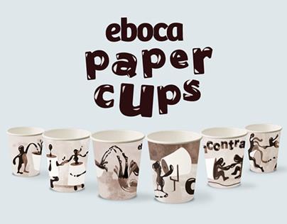 Eboca Paper Cups