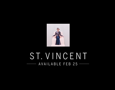 AMEX Unstaged - DVF + St. Vincent