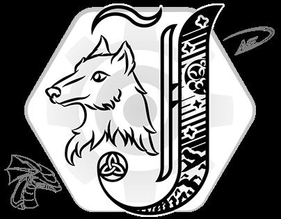 J Wolf Insignia