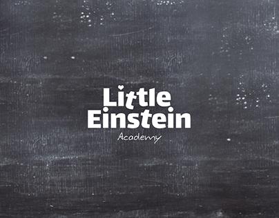 Little Einstein Academy Logo Design