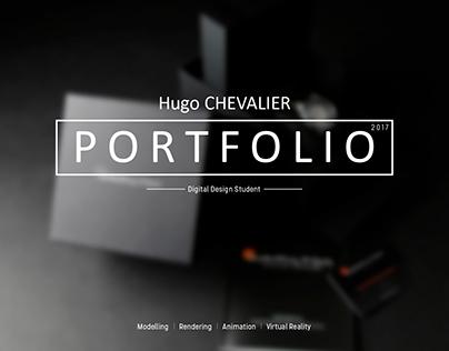 Hugo CHEVALIER PORTFOLIO 2017