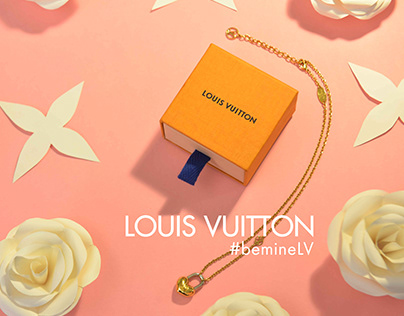 Louis Vuitton Micro Film Campaign #bemineLV