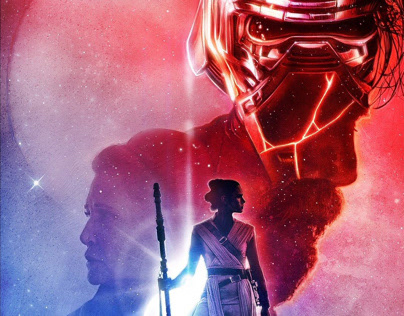Star Wars: The Rise of Skywalker - IMAX Poster