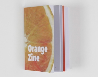 Orange Zine