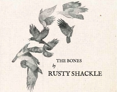 Rusty Shackle CD booklet