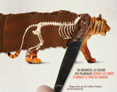 Stop Palm Oil Poster