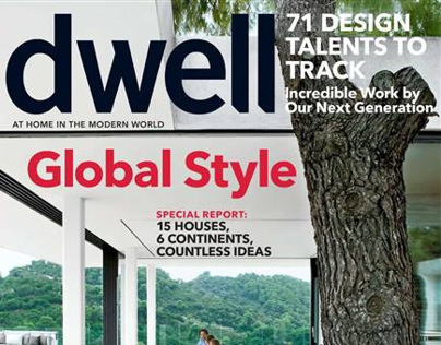 Publication - Wind Catcher, Dwell May 2013