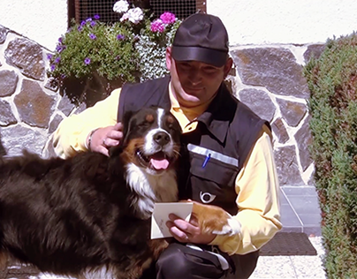 Post of Slovenia: Letter to the dog (2013)