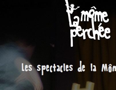La Môme Perchée - Website