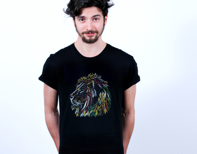 Kalahari Calling - sustainable men's tee