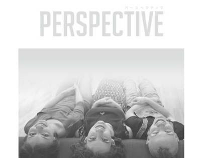 Perspective Magazine (進級制作)