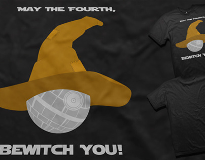 May the Fourth, Bewitch You!