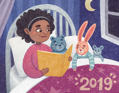 Children's illustrations 2019