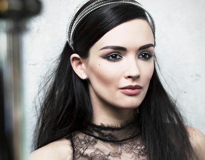 Paulina Andreeva for Cosmopolitan Russia, April 2014
