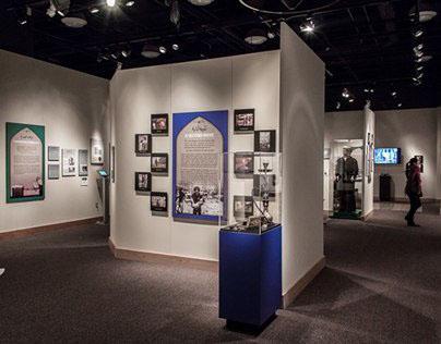 Cedars in the Pines, Museum Exhibit Design