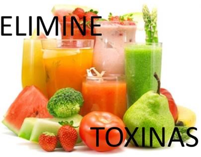 Eliminar toxinas e ser feliz