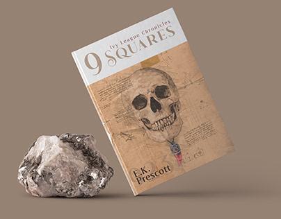 9 SQUARES Book Cover