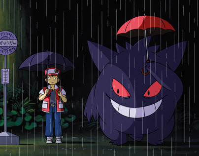 My Neighbour Gengar