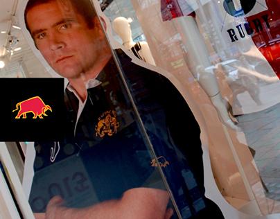 Raging Bull Debenhams Oxford Street Launch