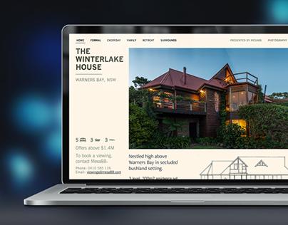 The Winterlake House