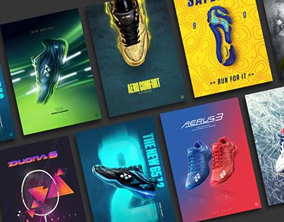 Poster Folio 2018 - 2019